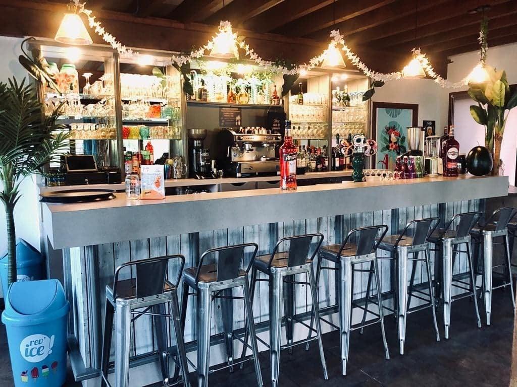 bar et restaurant Le Bistrot du lac 2021